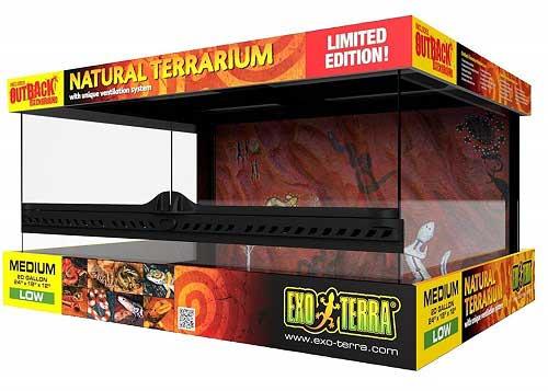 Exo Terra 20 Gallon Terrarium