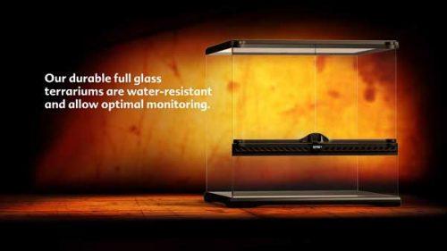 Exo Terra Full Glass Terrarium