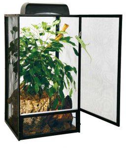 Zoo Med ReptiBreeze Screen Enclosure Medium 16x16x30