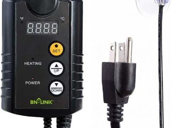 BN-LINK Digital Heat Mat Thermostat Controller