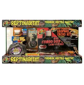 Zoo Med Leopard Gecko Kit