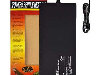 ipower reptile heat pad