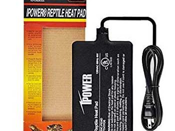 ipower reptile heat pad
