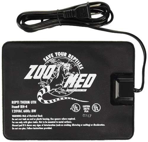 Zoo Meed Under Tank Heater