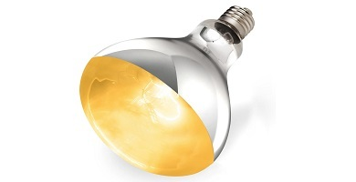Halogen or Mercury Vapor Bulb